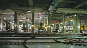 MTR Kowloon Bay Depot Engineering workshops