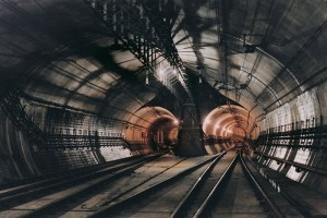 MTR Tunnel Hong Kong